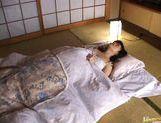 Hitomi Kurosaki Lovely Asian gal is a mature sexy model