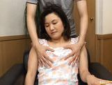 Hot mature Asian woman is amazing for sex picture 15