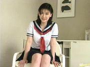 Nana Aoi Sexy Asian milf likes cosplay