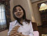 Mai Haruka Lovely Asian milf
