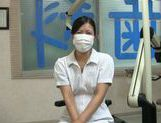 Hot Asian female dentist gets seduced and screwed hard picture 5