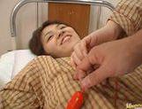 Mina Nakano sweet Japanese hospital angel is a wild nurse picture 13