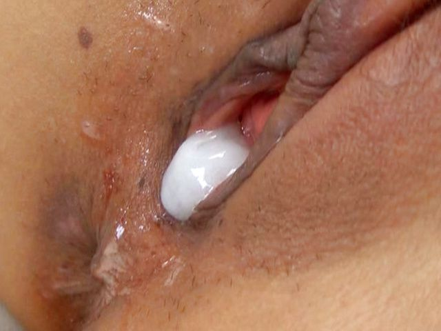 Close Up Tight Pussy Creampie