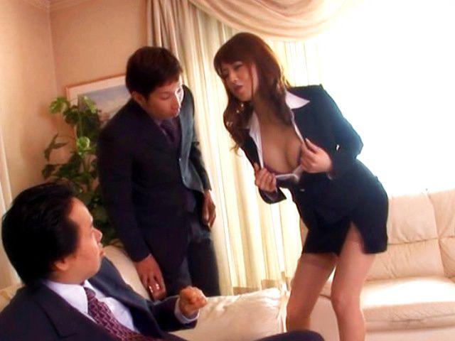 Akiho Yoshizawa is a juicy Asian model