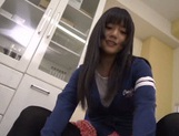 Asian Rei Mizuna enjoying naughty adventures at school picture 12