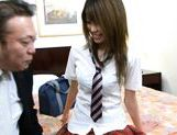 Miho Imamura Hot Japanese student enjoys sex