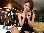Haruka Sanada Asian beauty is a hot model
