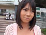 Amazing sweet Japanese girl wildest masturbation action