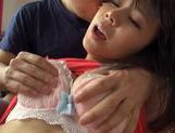 Amazing Japanese teen enjoying sex that will blow you away