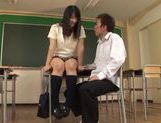 Hot ass Nana Usami Japanese kinky young girl picture 5