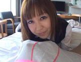 Curvy Teen Yuu Shinoda Can Ride A Cock Like No Other picture 14