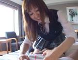 Curvy Teen Yuu Shinoda Can Ride A Cock Like No Other picture 15