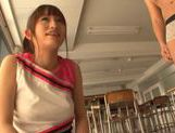 Japanese AV Model is a sexy teen cheerleader picture 2