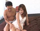 Fragile sweetheart Kokone Mizutani experiences amazing anal sex picture 1