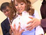 Hitomi Tanaka Japanese doll has big tits picture 7