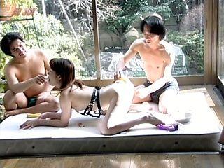Yui Natsume wild Japanese fucking