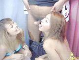 Mai Sakurai and Rara Motofuji are lovely Asian girls picture 13