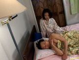 All inclusive sex play for horny mature chick Haruko Hyama