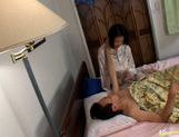 All inclusive sex play for horny mature chick Haruko Hyama picture 7