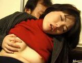Takako outdoor hairy pussy fuck picture 11
