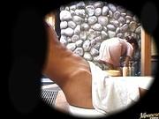 Pervet voyeur watching hardcore sex