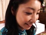 Yuri Amami Amazing Asian MILF