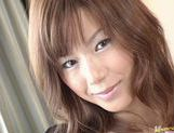 Miki Yamashiro Hot Japanese model is masturbating picture 12