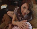 Hot milf Yuna Takizawa fucks nice and hard!