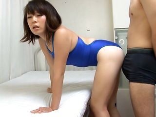 Yuna Haruma Japanese MILF has sweet sex