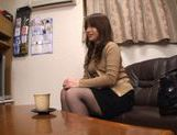 MILF Toy Fucking With Japanese Hottie Ren Mukai picture 12