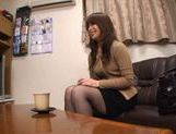 MILF Toy Fucking With Japanese Hottie Ren Mukai picture 14