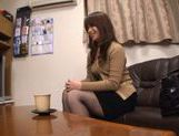 MILF Toy Fucking With Japanese Hottie Ren Mukai picture 15