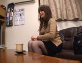 MILF Toy Fucking With Japanese Hottie Ren Mukai picture 9