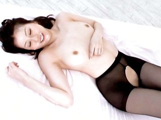 Yui Tatsumi sexy Asian milf in high heels fucked hard
