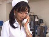 Doctor Has Hina Hanami's Tight Nurse Pussy To Fuck