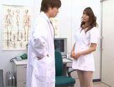Akina Kinky Japanese nurse