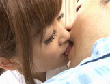 MILF Nurse Erika Kashiwagi Takes A Creampie From A Patient picture 3