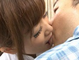 MILF Nurse Erika Kashiwagi Takes A Creampie From A Patient picture 4