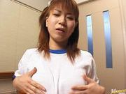 Aya Natsuki horny schoolgirl fuck