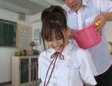 Tsukasa Aoi enjoys some kinky action