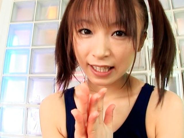 Emiru Momose smoking hot blowjob