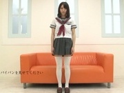 Cute Asian schoolgirl enjoys steamy fuck