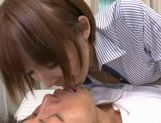 Hikaru Shiina gives student lessons in pussy licking and fucking picture 13