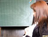Mei Sawai Lovely Japanese teacher picture 10