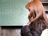 Mei Sawai Lovely Japanese teacher