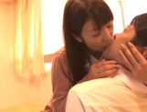 Naughty blowjob with sexy Japanese babe Kimika Ichijou
