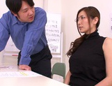 Hot female teacher Yuna Shiina and hot guy like oral sex games