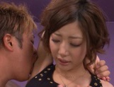 Tight Teen Makato Yuuki Makes Him Shoot A Hard Load In Her Face picture 8