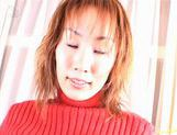 Yuki Yoshida's On Her Knees To Give A POV Blowjob picture 10