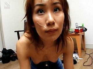 Yuki Yoshida's On Her Knees To Give A POV Blowjob